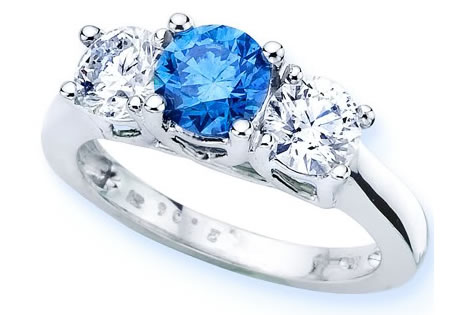 Blue Diamonds We Buy
